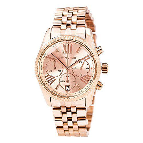 Michael Kors Watch for Women Michael Kors Women's Lexington Watch ...