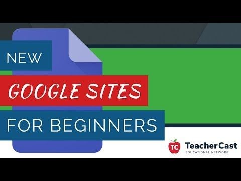 As Teachers Become More And More Accustomed To Using New Google Sites As Their Website Platform Of Choice It S Im Google Sites Basic Website 2nd Grade Teacher
