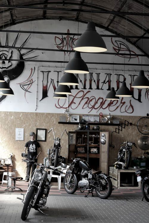 Bikes | Bobber Inspiration - Bobbers and Custom Motorcycles | thegreyconcept August 2014
