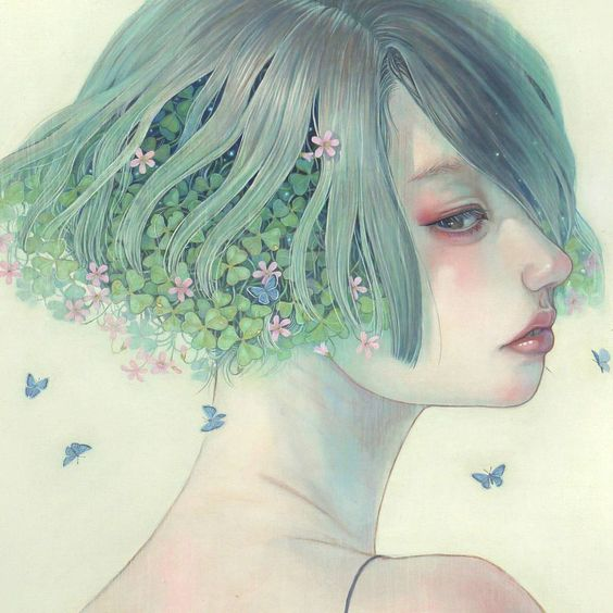 STILL ALIVE - Illustrations by Miho Hirano