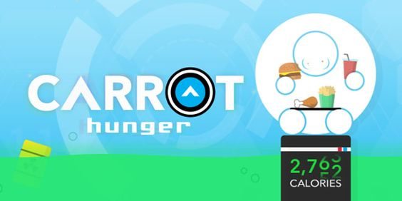 Carrot Hunger ayuda a la disciplina en la dieta - http://www.entuespacio.com/carrot-hunger-ayuda-a-la-disciplina-en-la-dieta/