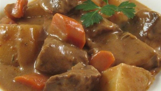 Easy And Hearty Slow Cooker Beef Stew Recipe Slow Cooker Beef Stew Beef Stew Recipe Slow Cooker Recipes Beef Stew