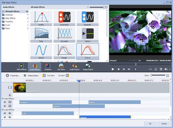 AVS Video Converter Preview