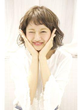 濡れバングロブ - 24時間いつでもWEB予約OK!ヘアスタイル10万点以上掲載!お気に入りの髪型、人気のヘアスタイルを探すならKirei Style[キレイスタイル]で。