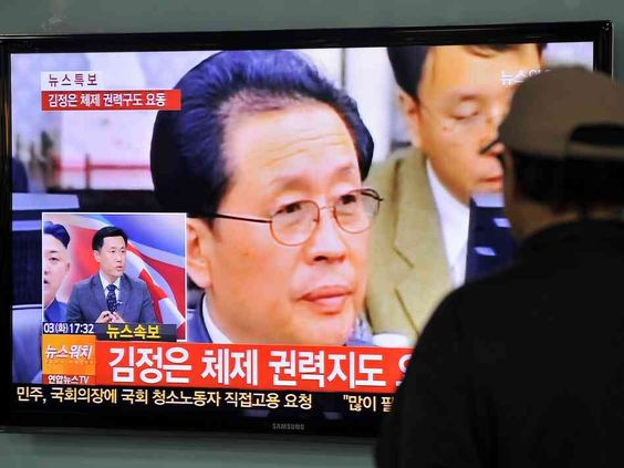Ouster Of North Korea's Jang Noted With Unease In China - http://uptotheminutenews.net/2013/12/10/top-news-stories/ouster-of-north-koreas-jang-noted-with-unease-in-china/