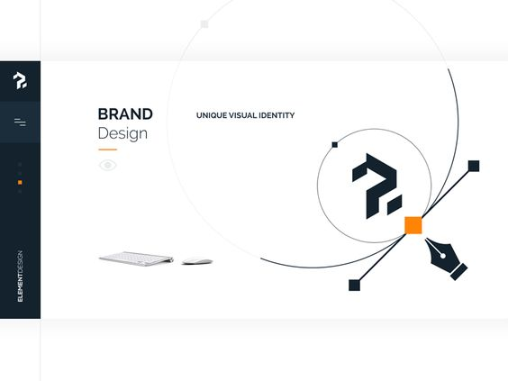 Brand Design Page