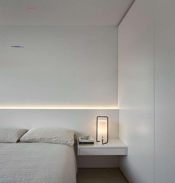 Residencial Mirasal - #minimalbedroom - Residencial Mirasal is a minimalist house located in Torrevieja, Spain, designed by Balzar Arquitectos...