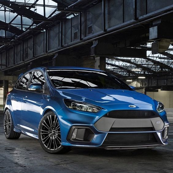 2016 Ford Focus RS 2.3l Eco Boost 320hp - AWD  Thoughts?  #CarLifestyle