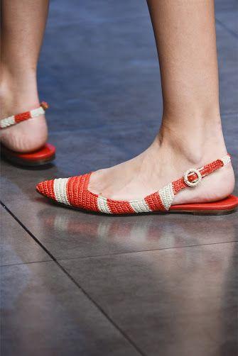 croche sandalia