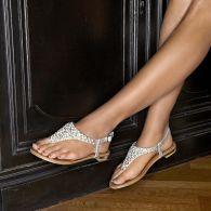 Sandales perlées Femme - 3 SUISSES #Sandals