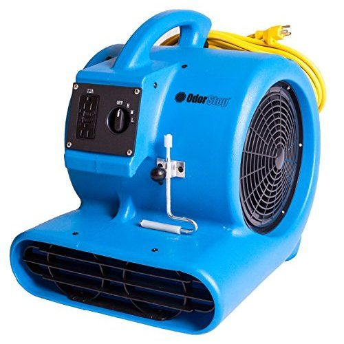 Pet Grooming Supplies Amazon Com B Air Grizzly Gp 1 1 Hp 3550 Cfm Air Grizzly Mover Carpet Dryer Floor Fan For Water Damage Restor Gfci Pet Cage Best Carpet