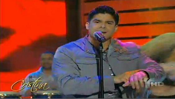 Jerry Rivera en Cristina