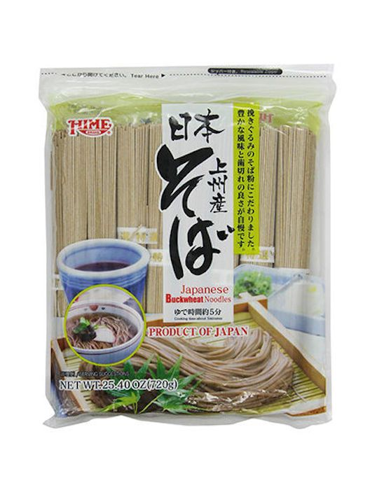 Detox Pantry Essentials | Buckwheat Soba Noodles
