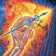 Resultado de imagen para ganesha psychedelic