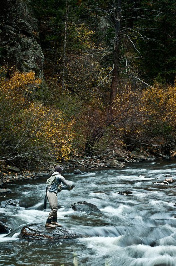 Fly fishing the big thompson river colorado if i 39 m not for Fly fishing in colorado