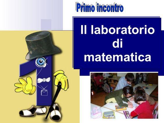 laboratorio-di-matematica by Istituto Comprensivo Adria Uno via Slideshare