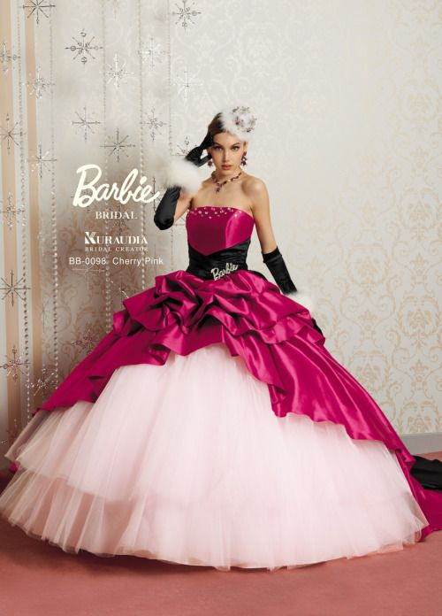 Beautiful Barbie Bridal Gowns Adornment - Top Wedding Gowns ...