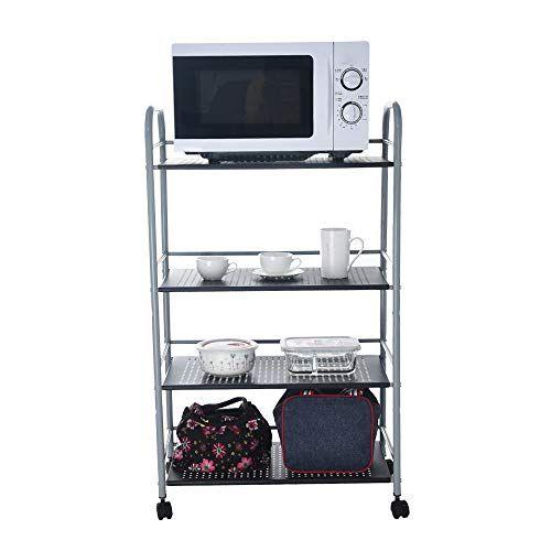 Asobimono Kitchen Storage Racks And Shelving Standing Baker S