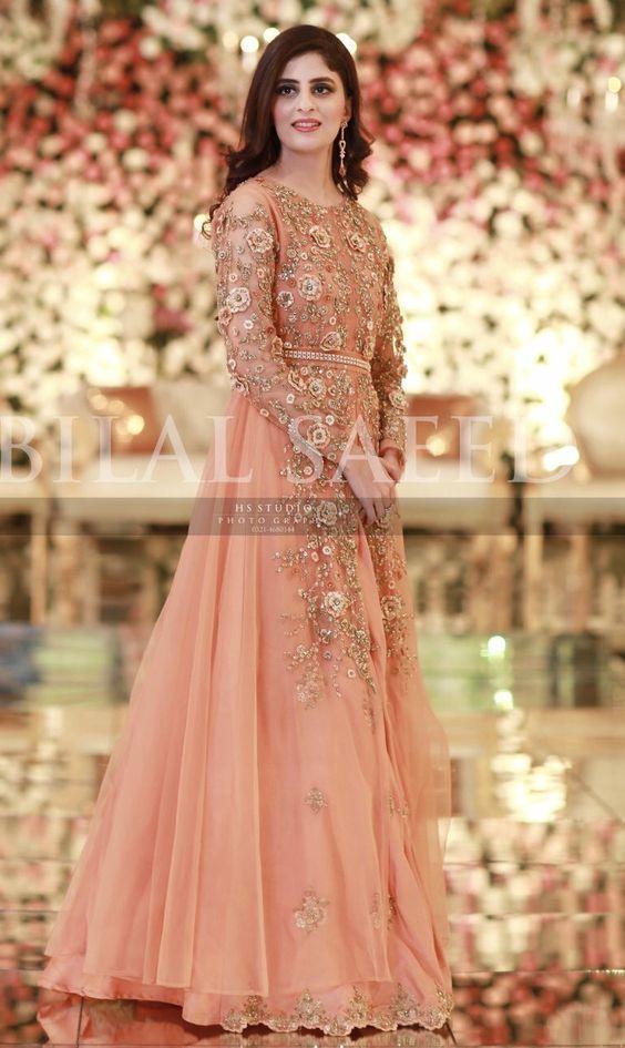 Beautiful Engagement Dress Bridal Dress Design Pakistani Wedding Dresses Wedding Dresses For Girls