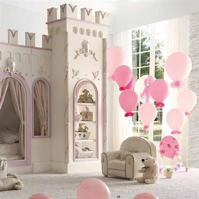 Child's Bed and Castle in One!