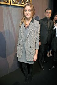 THE OLIVIA PALERMO LOOKBOOK By Marta Martins: Olivia Palermo At Milan Fashion Week 2014