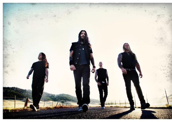 Machine Head - Robb Flynn - Lead Vocals / Guitar, Adam Duce - Bass, Vocals, Dave McClain - Drums, Phil Demmel - Lead Guitar