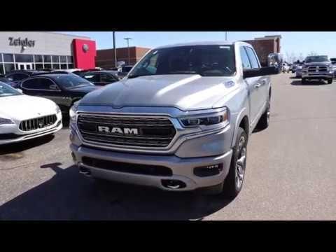 2019 Ram Limited Walk Around Near 54670 Wilton Wi Dodge Ram 2019 Ram 1500 Jeep Dodge