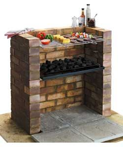Argos built-in BBQ half the price of anywhere else...