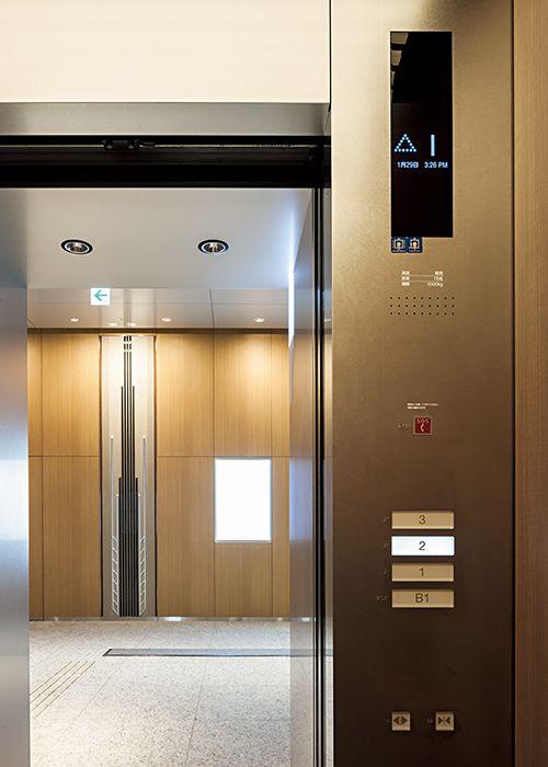 三菱エレベーター エスカレーター 納入事例 jpタワー名古屋 三菱