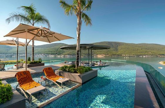 Lujo Bodrum (hotel) - Guvercinlik - Turkije | TUI