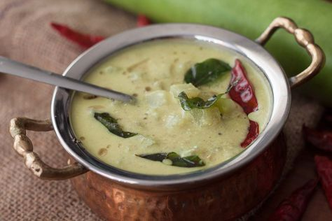 Bottle Gourd Curry With Curd