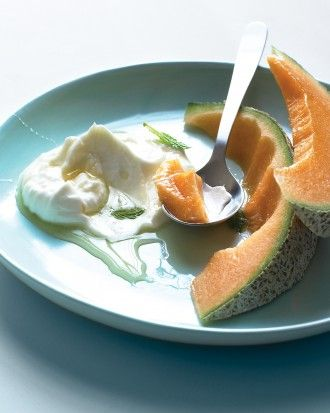 "See+the+""Melon+with+Honeyed+Yogurt""+in+our+Quick+Fruit+Desserts+gallery"