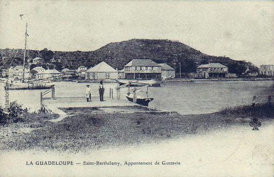 Port de St Barthélémy