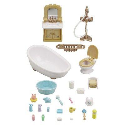 Calico Critters Country Bathroom Set Bathroom Sets Bathroom Spa Bathroom Styling