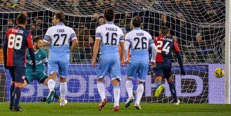 Lazio Belum Bebas Dari Genoa - Lazio masih belum dapat bebas dari kekalahan Genoa, pasalnya setiap kedua tim bertemua di Seria A.