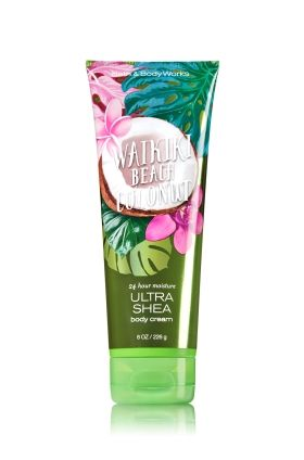 Waikiki Beach Coconut - Ultra Shea Body Cream