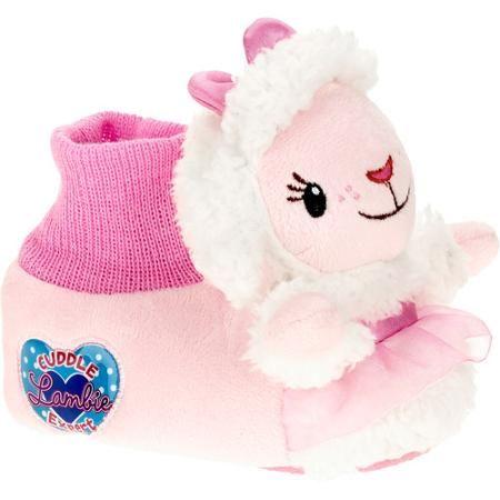 Doc Mcstuffins Lambie Toddler Girls' Slipper