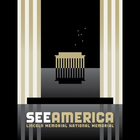 Lincoln Memorial by Luis Prado  #SeeAmerica