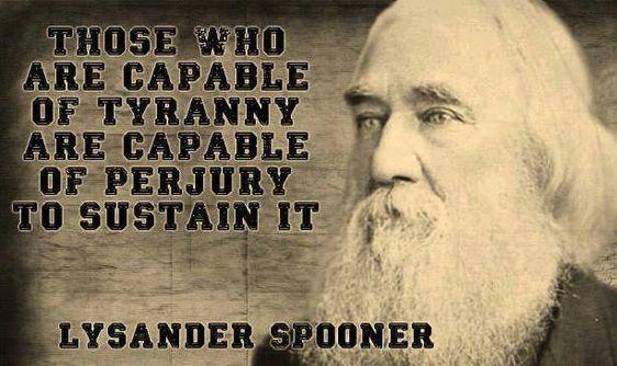 Lysander Spooner: