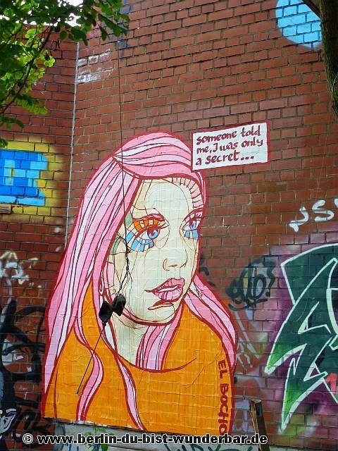 teufelsberg, Abhoerstation, berlin, verlassene, US, militaer, El Bocho, street art