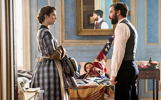 Mercy Street series premiere recap: The New Nurse | EW.com: