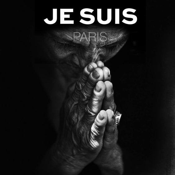 Paris we weep with you