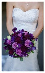more lighter purple in there, but potential boquets?