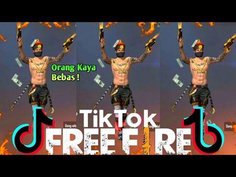 Tik Tok Free Fire Terbaru Ff Tiktok Kreatif Youtube In 2021 Fire Image Fire Video Fire