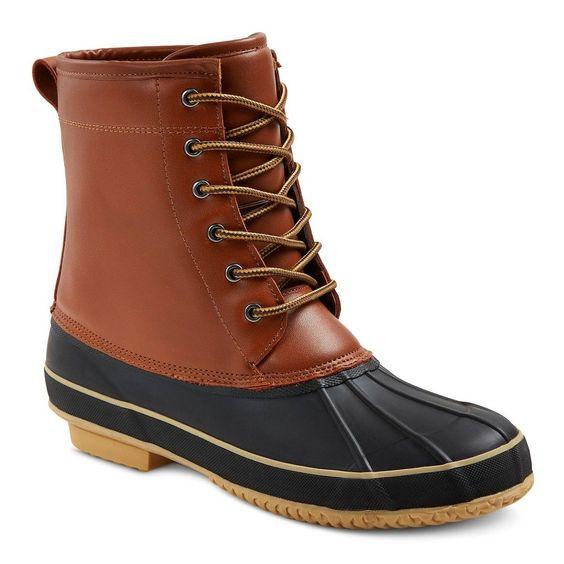 Men's Boris Winter Boots Brown