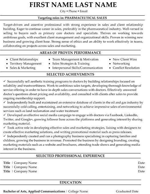 Pharmaceutical Sales Rep Resume Graceful Pharmaceutical Resume Example Of 37 Fantastic P Pharmaceutical Sales Sales Resume Examples Pharmaceutical Sales Resume