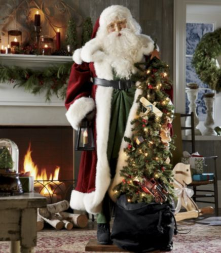 Christmas Decorations Life Size Santa
