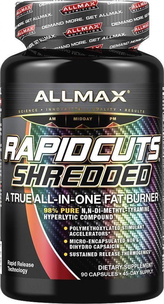 allmax fat burn