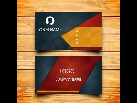 3 Creative Business Card Design How To Make Your Own Business Card In Modern Way By Using I Business Card Design Creative Business Cards Creative Card Design
