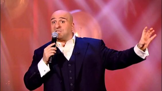 Omid Djalili On Drinking